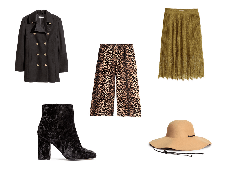 SHOPPING: H&M SALE – AUTUMN TREND PIECES 2016