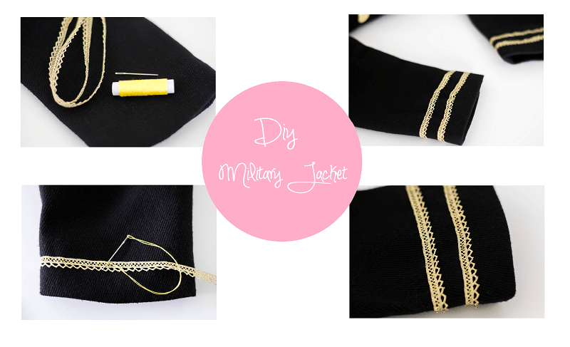 DIY: HOW TO UPGRADE YOUR MILITARY JACKET