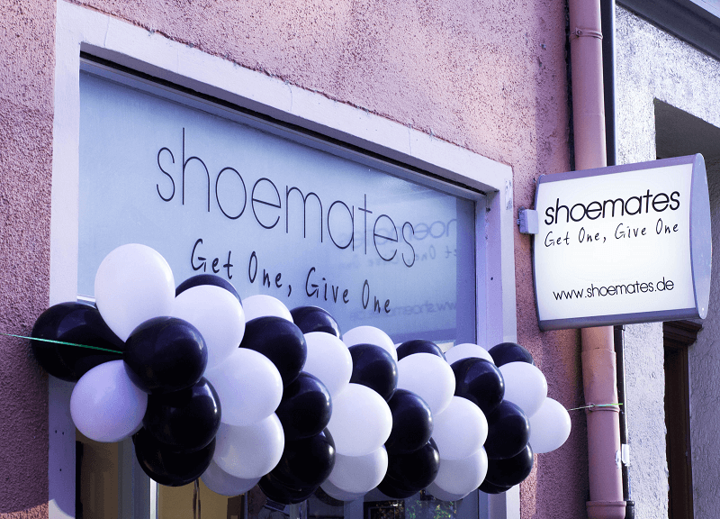 SHOEMATES STORE OPENING IN MUNICH