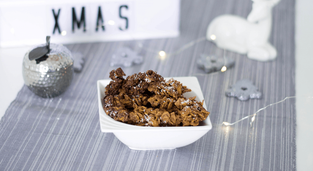 FOOD GUIDE: EASY CHRISTMAS RECIPE FOR CHOCO CROSSIES