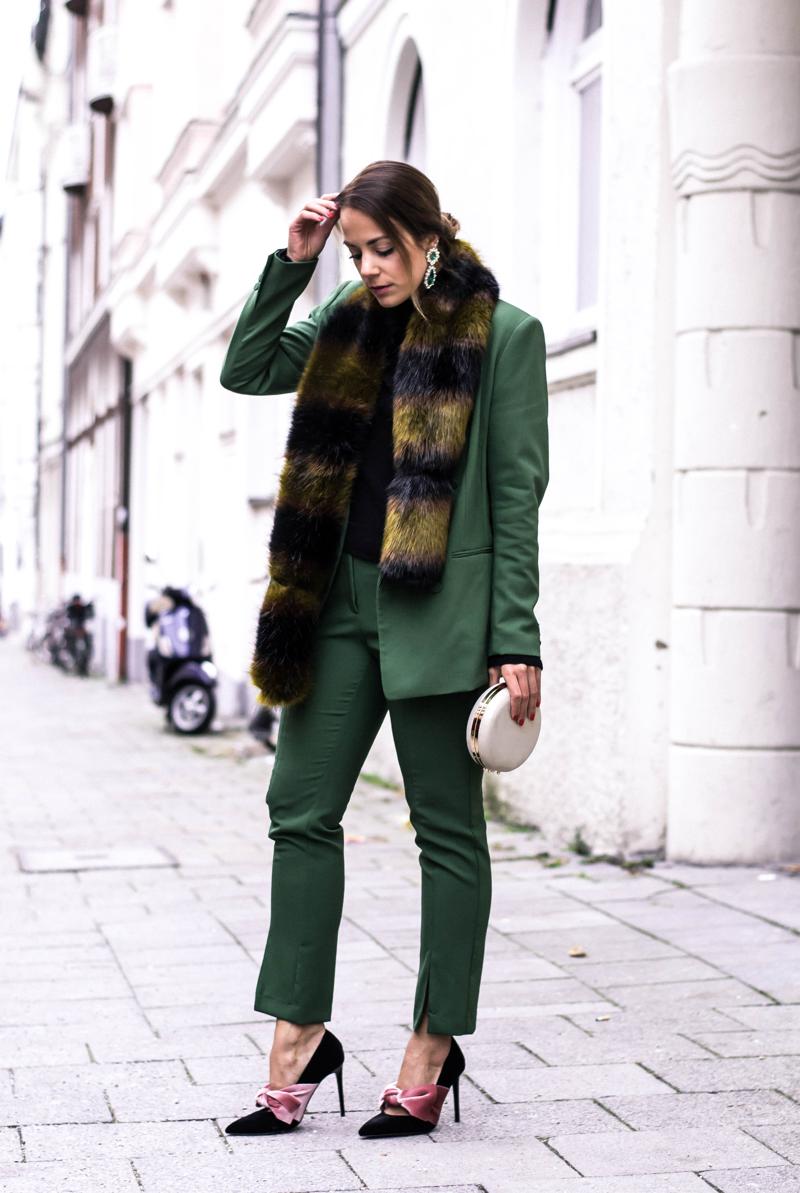 Mein Festliches Outfit Fur Weihnachten Fashionblog