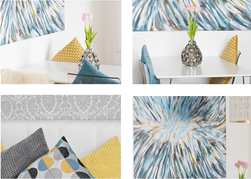 DECORATION TIPS: HOW TO GET YOUR FLAT INTO SPRING MOOD