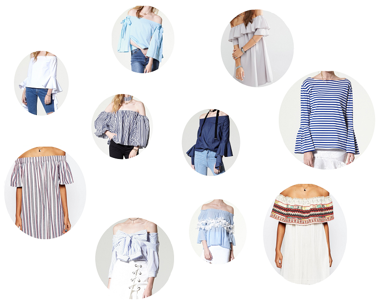 SHOPPING TIP: STATEMENT BLOUSES – SPRING TREND 2016